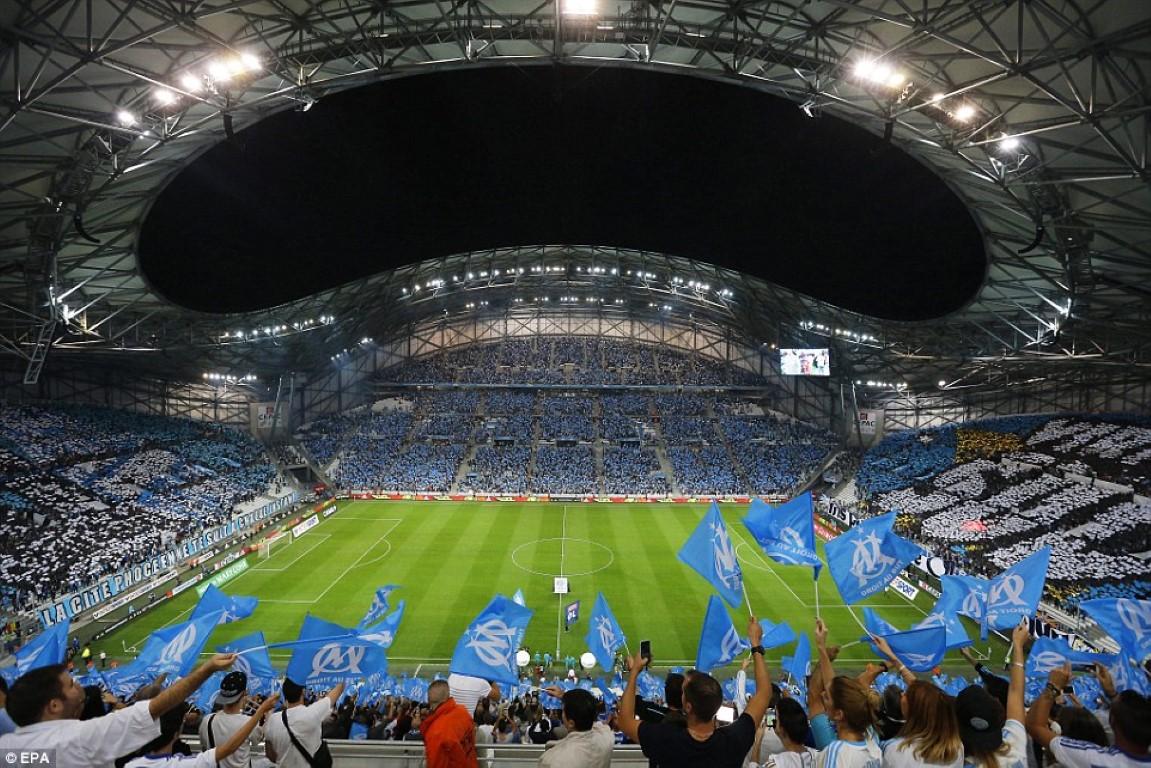 Marseille: Stade Vélodrome